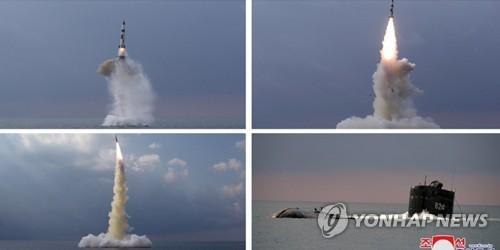 朝鮮新型潛射彈道導彈變小能變軌