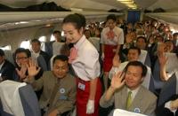 南韓政府考慮全面放開散客從第三國赴朝旅遊