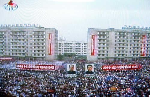 朝鮮低調紀念韓戰71週年