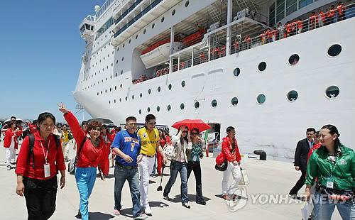 今年濟州接待12個中國獎勵旅遊團同比大增