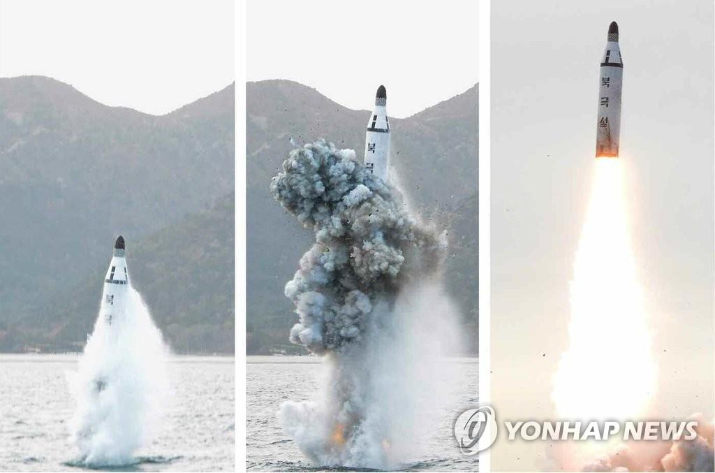 詳訊:韓聯參研判朝鮮似試射潛射彈道導彈
