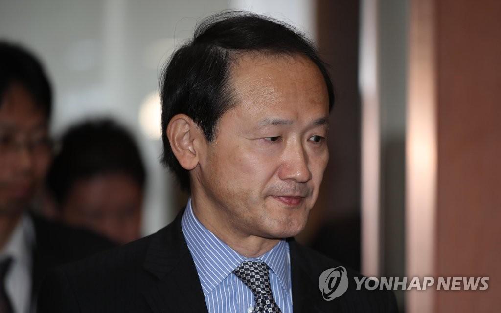 韓政府召見日本公使