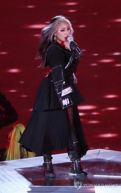 歌手CL離開老東家YG娛樂