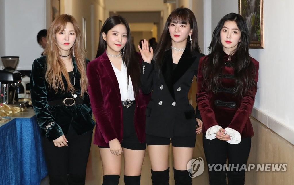 Red Velvet平壤首唱