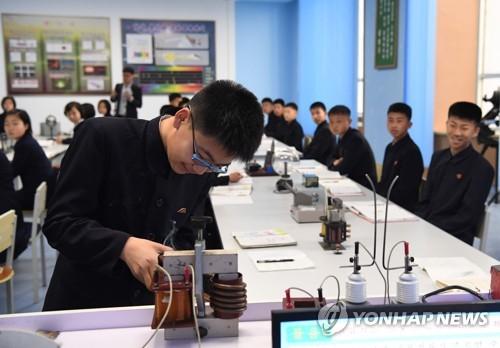 朝鮮擴充網安院係 各地發展科技高中