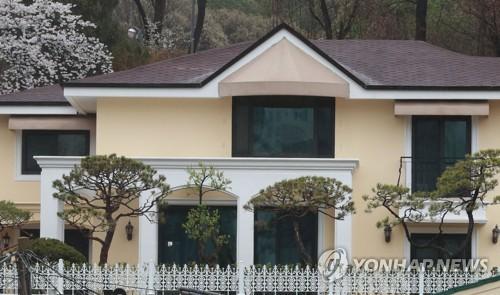 韓檢方扣押前總統樸槿惠私宅以追繳罰金