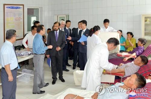 調查:國際組織或高估朝鮮居民健康水準