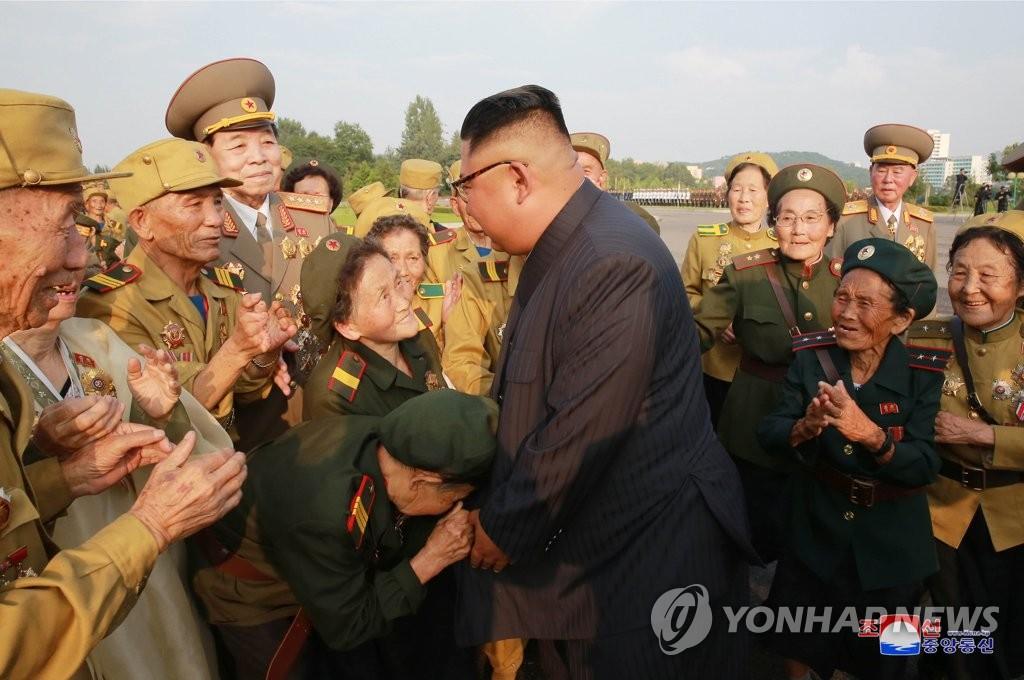 朝鮮將時隔兩年舉行全國老兵大會