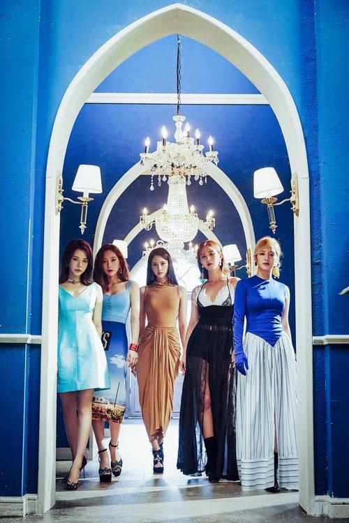 少女時代五名成員與SM娛樂續約