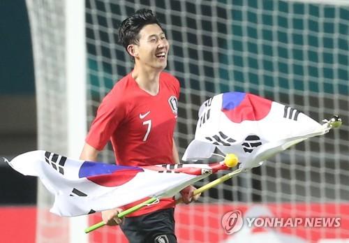亞運南韓男足每人平均可獲9萬獎金