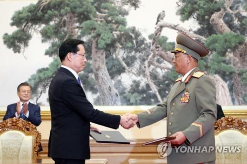 韓美防長通話共用韓朝軍事協議資訊