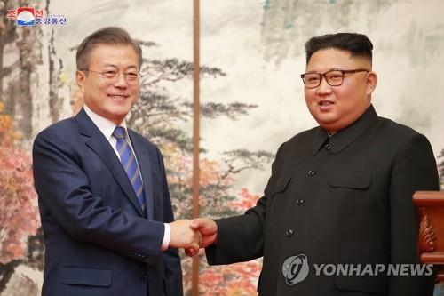 民調:七成南韓人積極評價平壤文金會