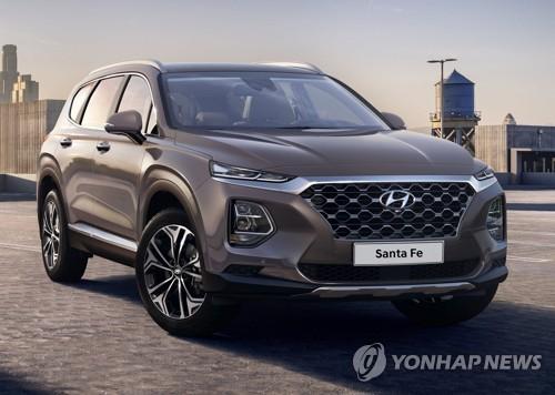 南韓去年SUV仍暢銷 大車型亮眼