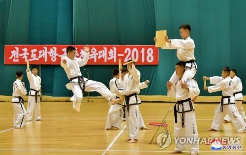 朝鮮下月舉行全國道際群眾運動會