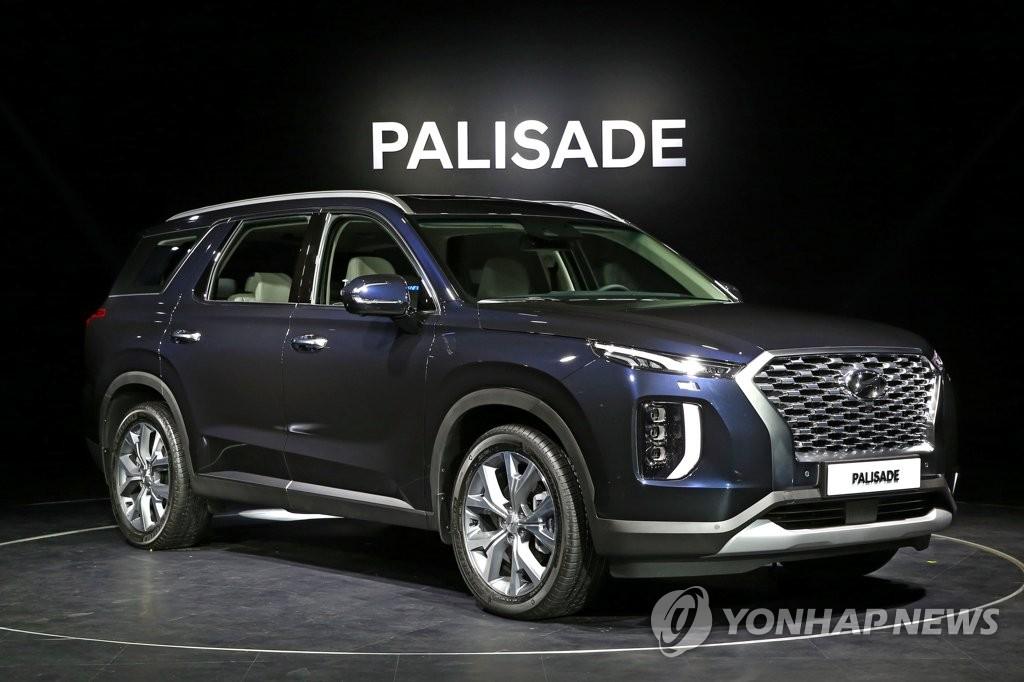 南韓1-7月整車出口創4年來新高