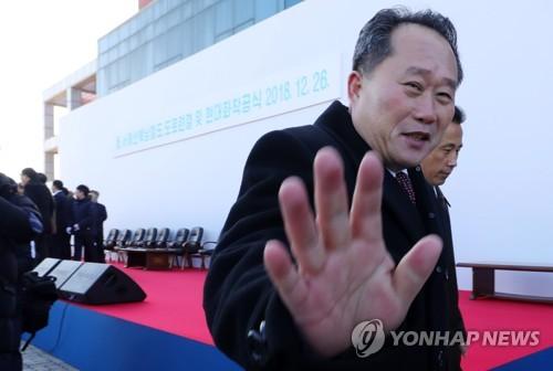 韓政府關注朝鮮外務相換人消息
