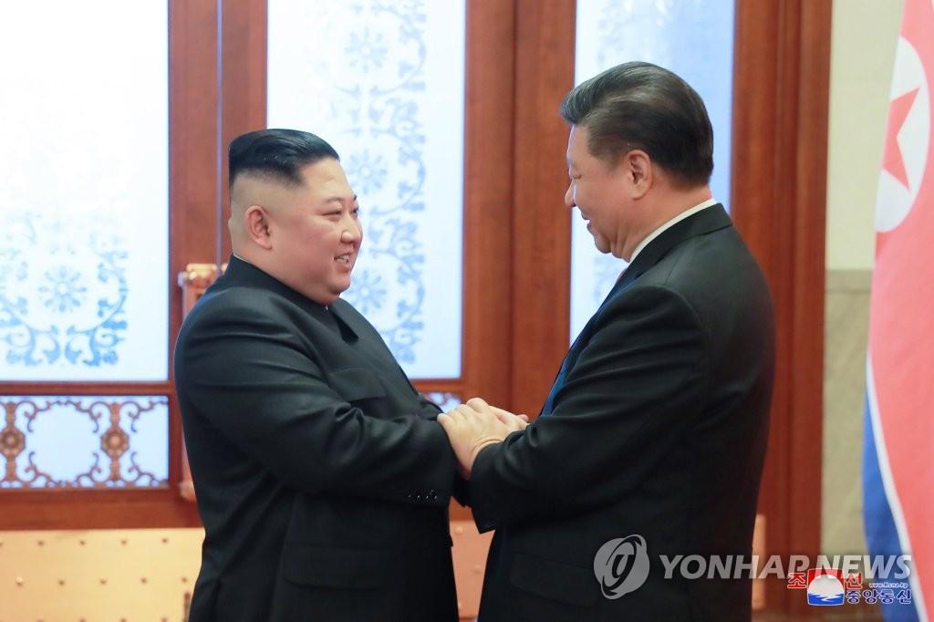 朝鮮外務省刊文慶祝朝中建交72週年