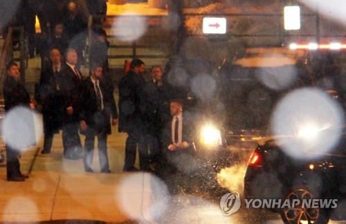 朝鮮高官金英哲訪美享高規格禮賓待遇