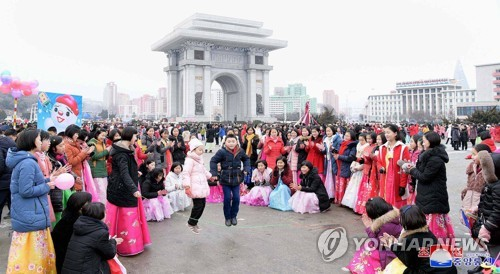 韓朝春節習俗同中有異