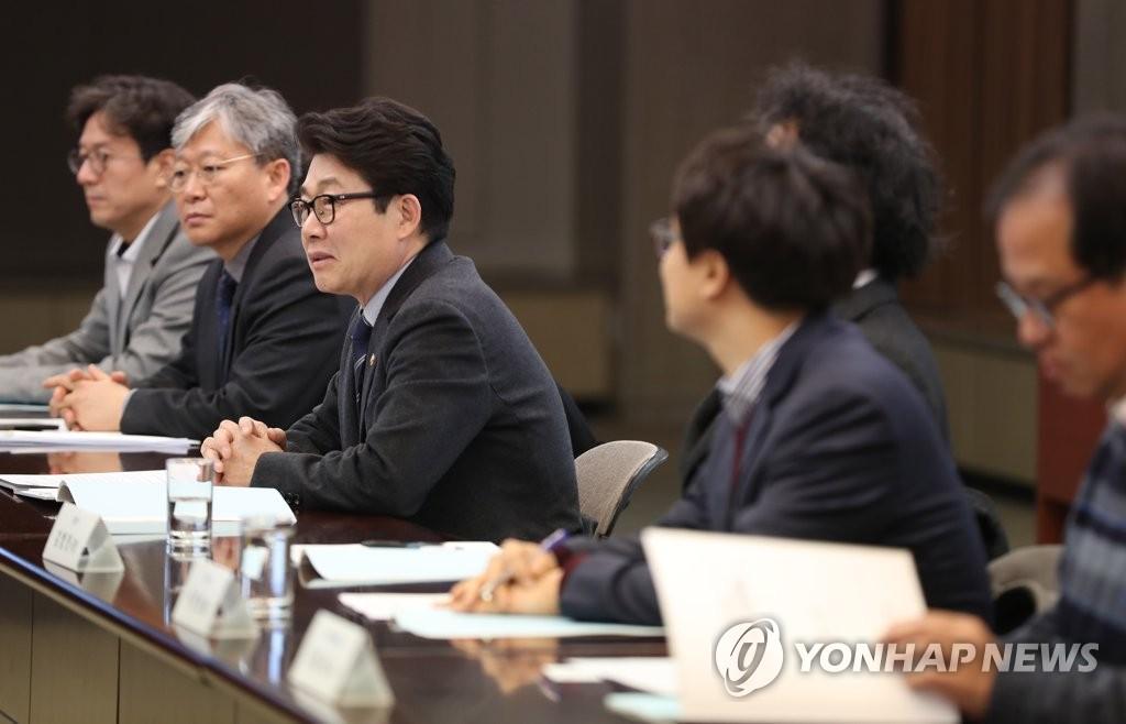 韓環境部開韓中霧霾專家會議呼籲全民參與治霾