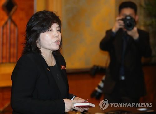 朝鮮外務省第一副相:對朝美對話的期待漸失