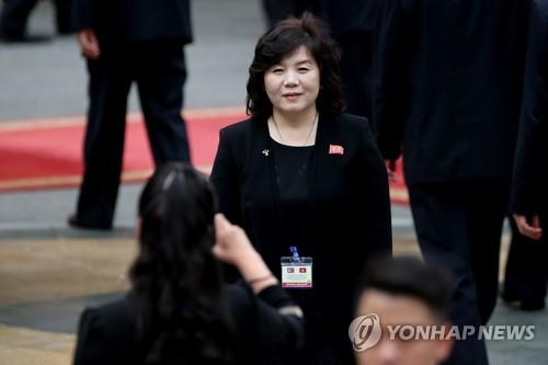 朝鮮副外相向美提議9月下旬舉行磋商