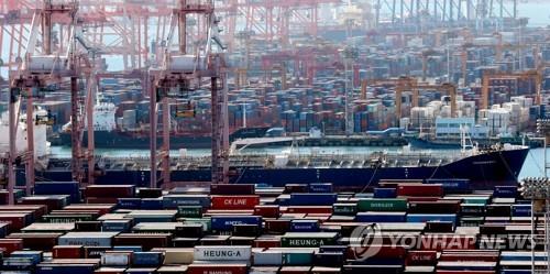 詳訊:韓9月出口同比減少11.7%
