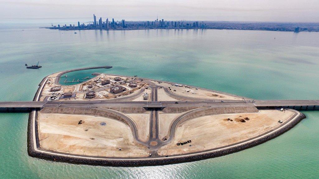 科威特破例允許韓企人士入境