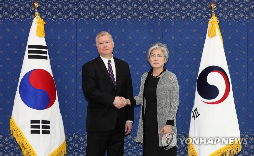 韓美舉行涉朝工作組會議討論朝鮮射彈事宜