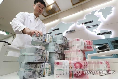 韓指定11家銀行為明年韓元對人民幣直接交易做市商