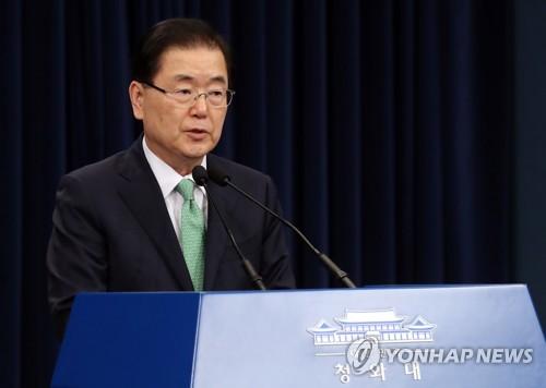 韓青瓦臺開國安會檢查對朝應對態勢
