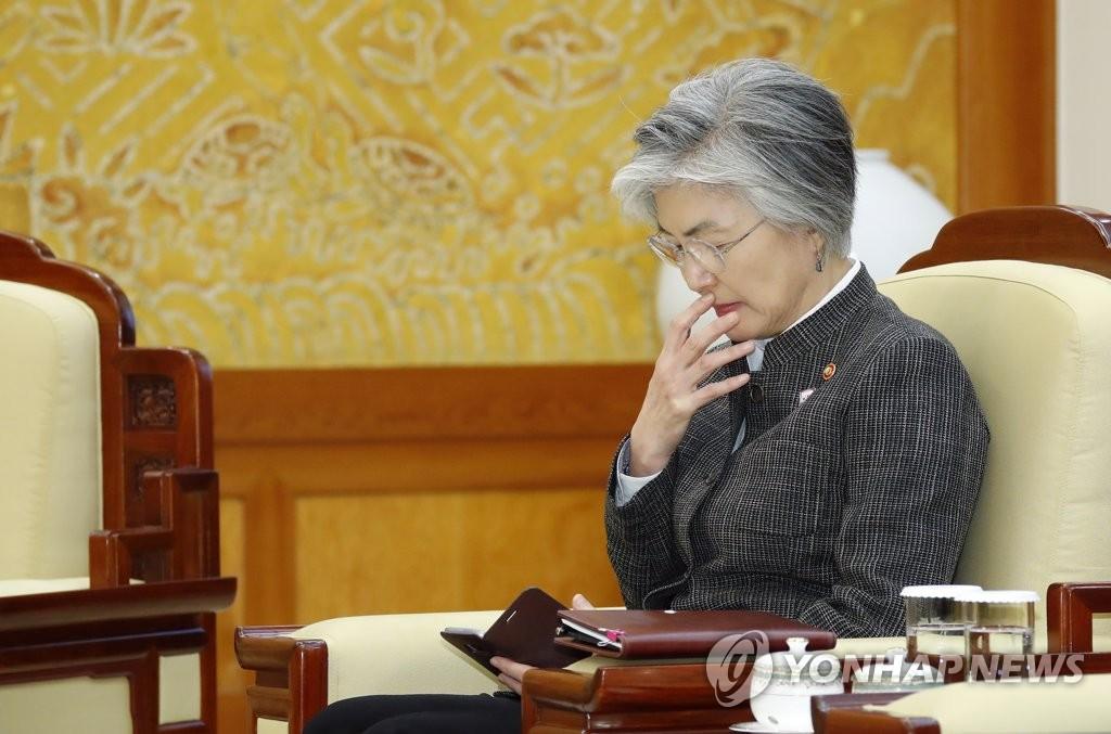 韓外長感謝阿聯酋幫助營救在利被綁公民