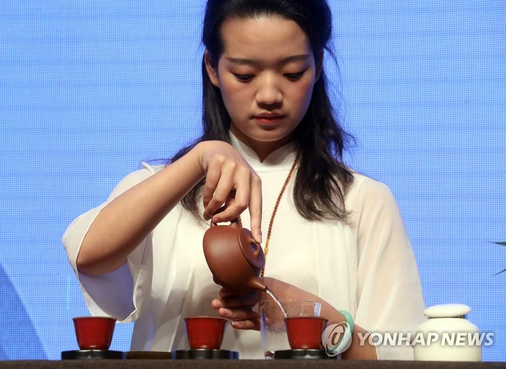 2019中韓禪茶交流會在首爾舉行