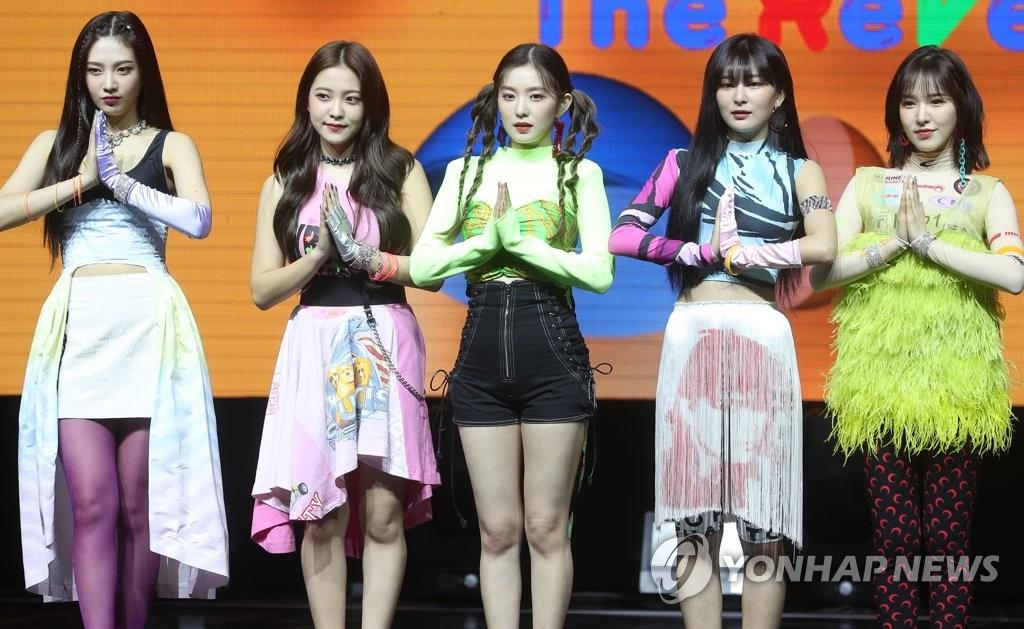 Red Velvet將推重裝版專輯