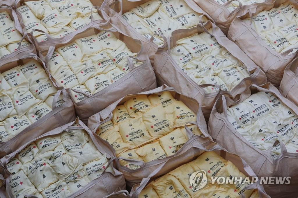 南韓政府與世糧署討論對朝糧援細節