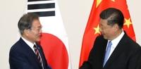 韓官員:韓中商議爭取習近平儘早訪韓