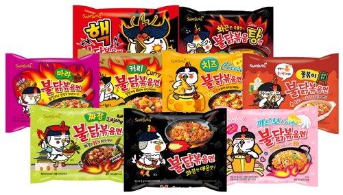 三養食品今年在華銷售額有望破7億元