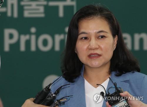 韓貿易代表:就發展中國家地位向美表態