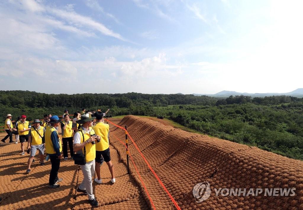 韓統一部:明年南北合作基金預算同比增9%