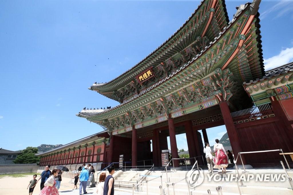 南韓古宮王陵2019年接待遊客人數創新高
