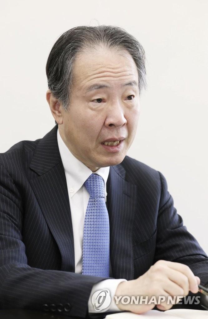 日本新任駐韓大使富田浩司明日履新