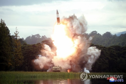 詳訊:朝鮮發射不明飛行器 為今年第10次