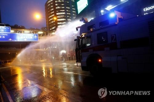 南韓發佈香港旅遊安全預警