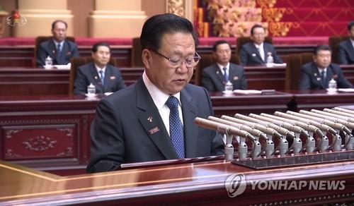 朝鮮第二號人物崔龍海抵京 將赴東歐出席不結盟峰會
