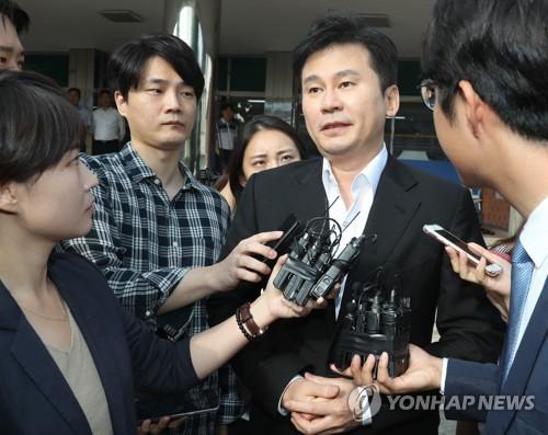 梁鉉錫涉嫌恐嚇受訊14小時