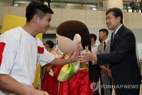 2019年訪韓外國遊客將達1750萬人次創新高