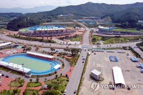 韓春川市長:明年力爭辦好國際休閒運動會