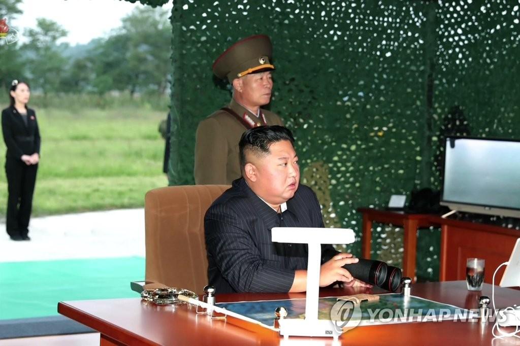 朝軍總參謀長:若美方動武朝方將以牙還牙