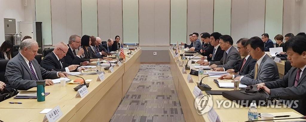 韓外交部:韓美防衛費分擔談判恐難年內談妥