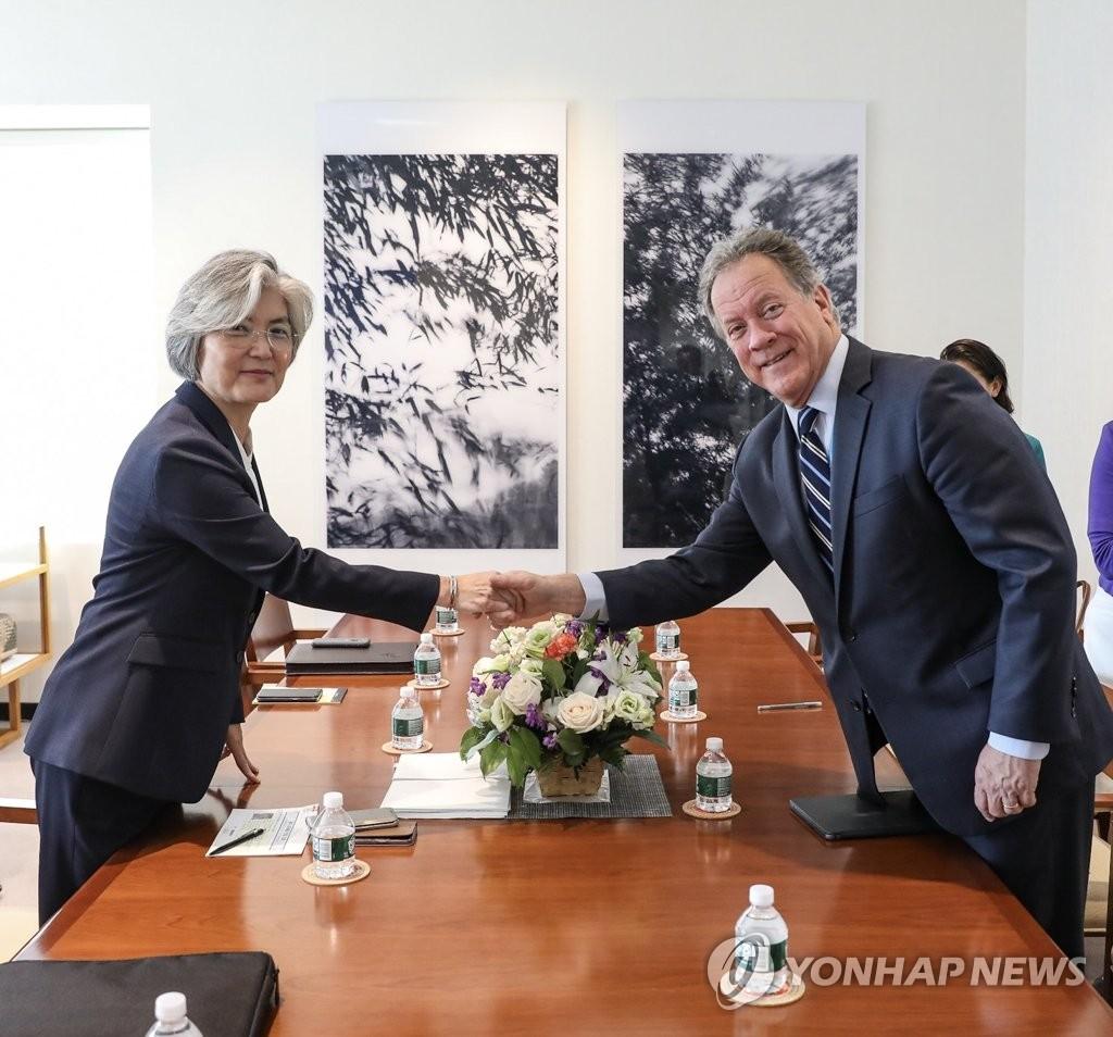 韓將擴大對聯合國糧食計劃署提供的人道援助規模